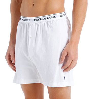 Polo Ralph Lauren Knit Boxers - 3 Pack
