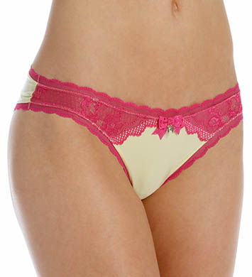 Pretty Polly Lingerie Lace Tanga Panty