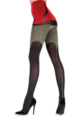 Pretty Polly Optical Illusion Tights