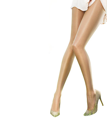 Pretty Polly The Naturals Oiled Tights