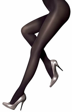 Pretty Polly 60 Denier Plush Opaque Tights