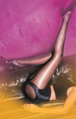Pretty Polly Tum and Bum Shaper Tights