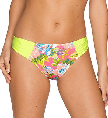 Prima Donna Pool Party Side Shirred Brief Swim Bottom