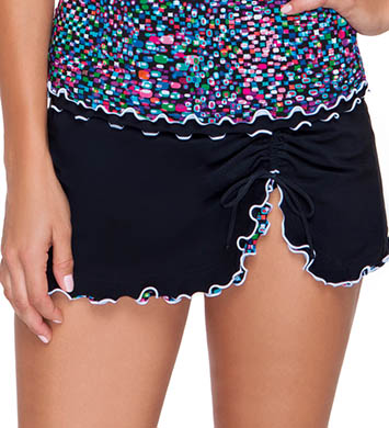 Profile by Gottex City Lights Skirted Swim Bottom