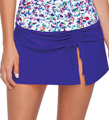 Profile by Gottex Beach Glass Skirted Swim Bottom