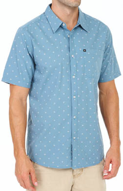 Quiksilver Light Burn Short Sleeve T-Shirt