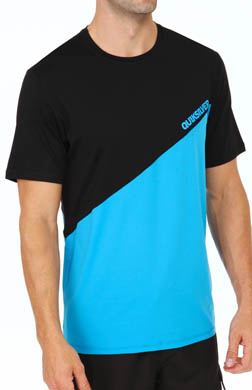 Quiksilver 50/50 Short Sleeve Loose Fit Rash Guard