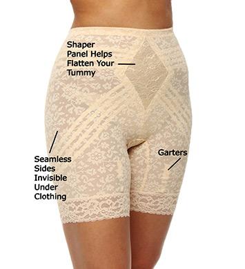 Rago Lacette Long Leg Shaper
