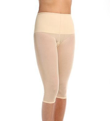 Rago Tummy Shaping Capri Pant