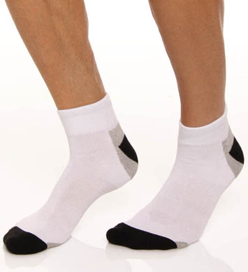 Reebok Quarter Socks - 2 Pack