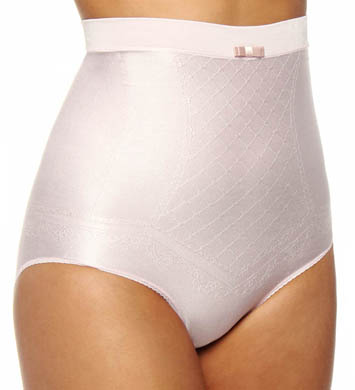 Rhonda Shear Diamond Doll Seamless High Waist Brief