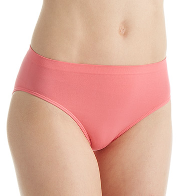 Rhonda Shear Ahh Seamless High-Cut Brief Panty