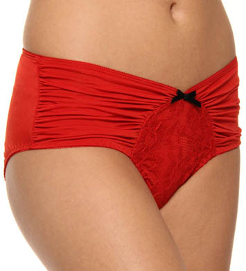 Rhonda Shear Bon Bon Lace Fancy Panty