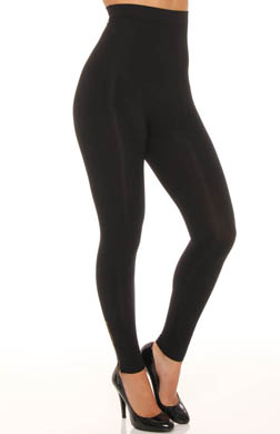 Rhonda Shear Ahh Starstruck High Waist Zipper Legging