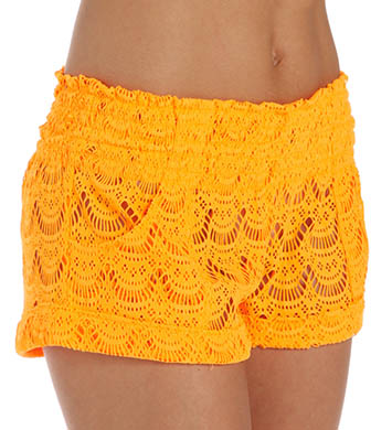 Roxy Gypsy Moon Crochet Short