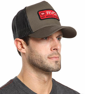 RVCA Unit Trucker Hat