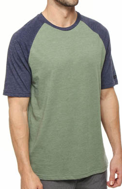 RVCA Camby Short Sleeve Knit T-Shirt
