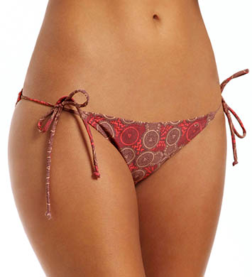 RVCA Likasi Tie Side Swim Bottom