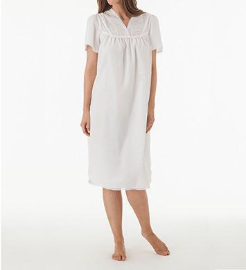 Shadowline Cotton Batiste Gown