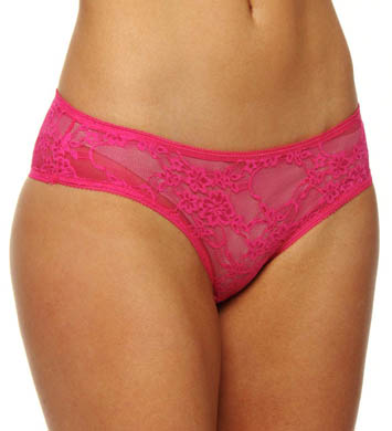 Shirley of Hollywood Lace Open Front Panty