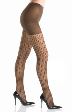 SPANX Open Weave Tight End Tights Birdeye