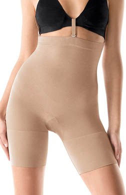 SPANX Slim Cognito Shaping Mid-Thigh Bodysuit