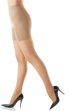 SPANX All The Way Leg Support Full-Length Pantyhose