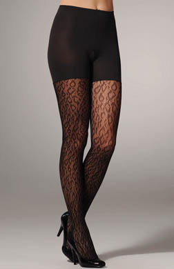 SPANX Uptown Tight End Tights Animal Print