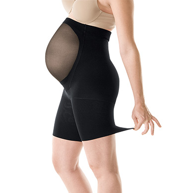 SPANX Power Mama Maternity Mid-Thigh Shaper
