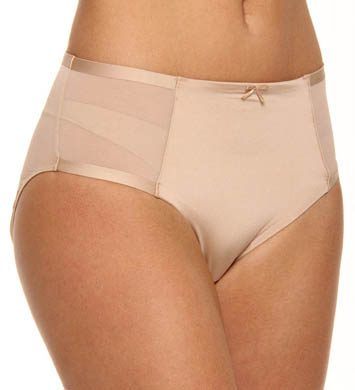 SPANX The Perfect Pair Mesh Back High Leg Brief Panty