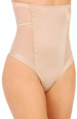 SPANX Oh My Posh! Hi Waisted Thong