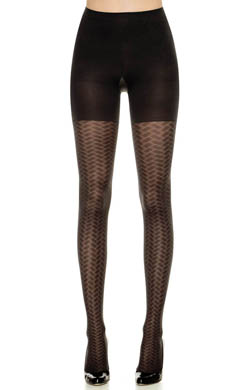 SPANX Patterned Tight End Tights Peak-A-Boo