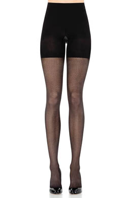 SPANX Patterned Tight End Tights Pucker Up