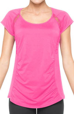 SPANX Active Short Sleeved Top