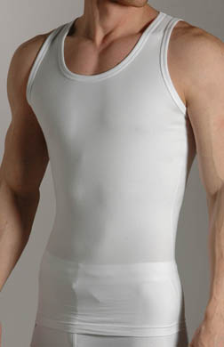 SPANX Light Control Cotton Compression Tank