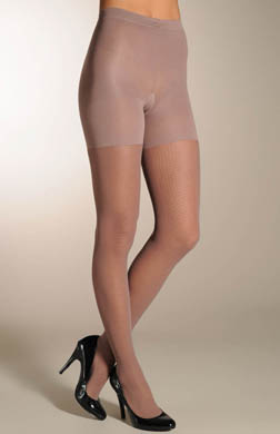 SPANX Patterned Tight-End Tights - XOXO
