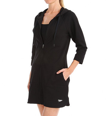 Speedo Aquatic Fitness Robe with Hood