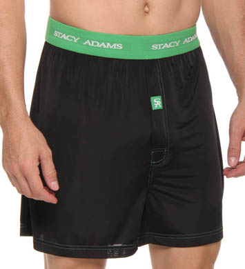 Stacy Adams Contrast Boxer Shorts