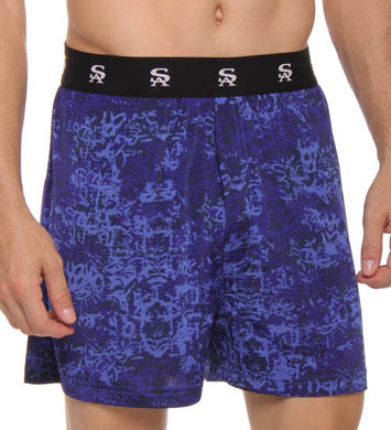 Stacy Adams Camo Boxer Shorts