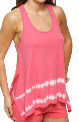 Steve Madden To Dye For Tie Dye Swing Tank