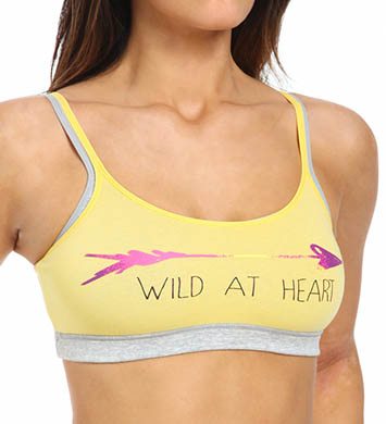 Steve Madden Day Dreamer Reversible Crop Bra