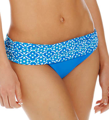 Sunsets Hamptons Banded Swim Bottom