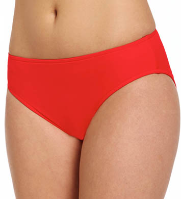 Sunsets Ruby Basic Swim Bottom