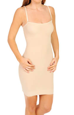 TC Fine Intimates Just Enough Strapless Slip