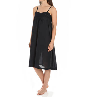 Thea Talis Cotton Voile Knee Length Gown
