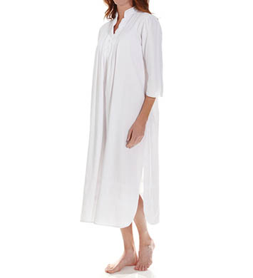 Thea Virginia Fine Brushed Cotton Flannel Gown