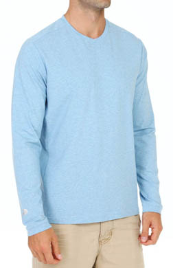 Tommy Bahama Longsleeve Beta Vented V-Neck