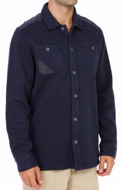 Tommy Bahama Coastal Fleece CPO Shirt