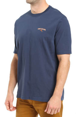 Tommy Bahama One Good Burn Softwashed Crew T-Shirt