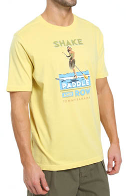 Tommy Bahama Shake Paddle & Row Soft Washed Crew T-Shirt